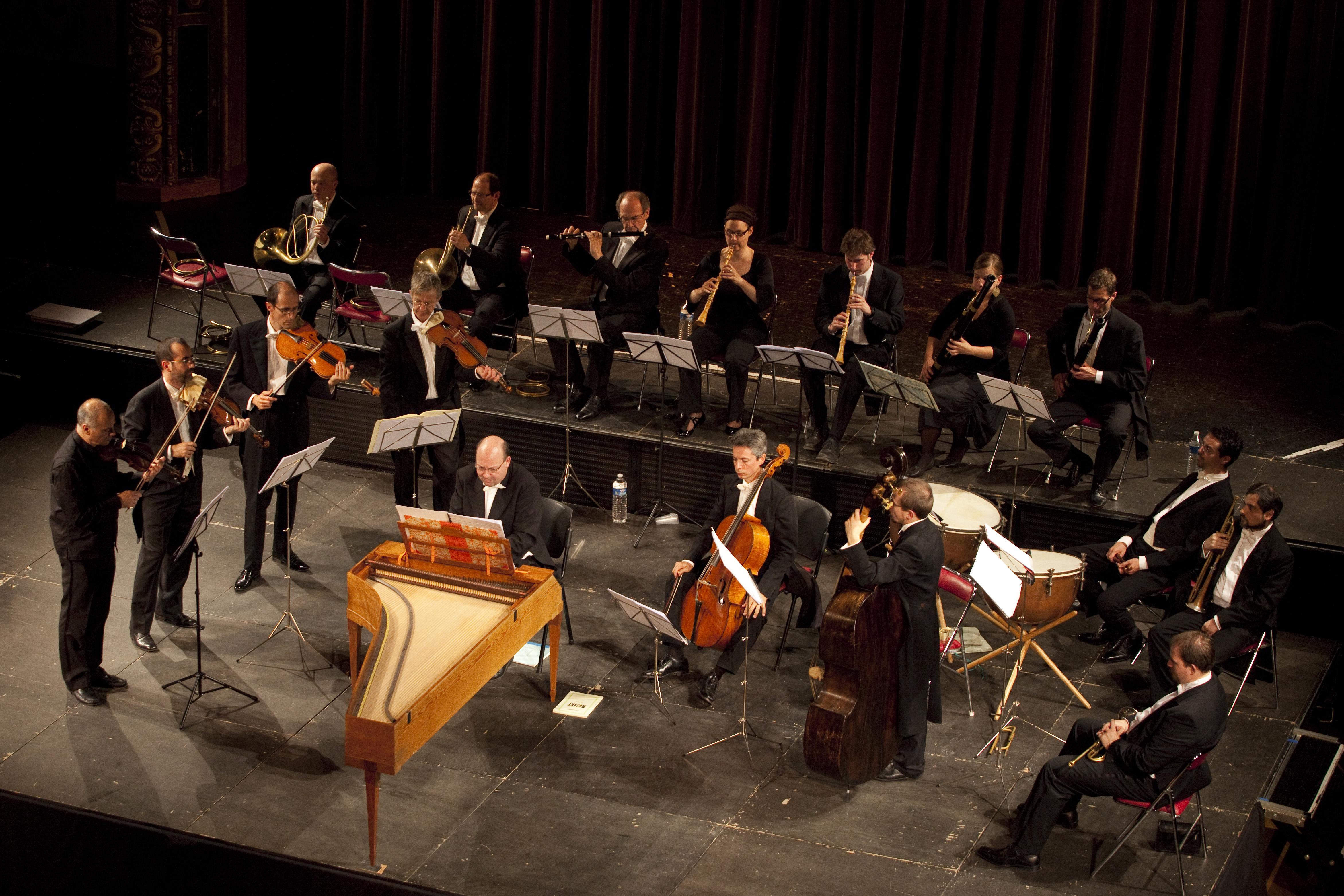 Ensemble Cristofori – 4e Accueil du Festival de Besançon/Montfaucon